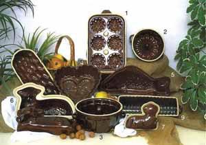 Pečení v keramické formě